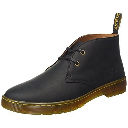 Dr. Martens - Cabrillo Wyoming Black, Desert Boots Sfoderati da uomo, Black, 46