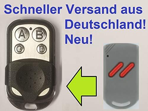 Handsender kompatibel mit Marantec Digital 211, Digital 212, Digital 214, Digital 221, Digital 222, Digital 224, Digital 231, Digital 232-433,92 MHz - Fernbedienung