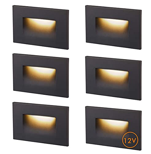 See the TOP 10 Best<br>Concrete Step Lights Outdoor