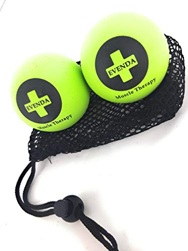 Evenda Yoga Tune Up Therapy Balls Plus - Sollievo dal dolore articolare e muscolare