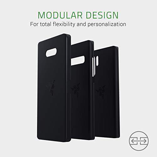 Razer Junglecat: Mobiler doppelseitiger Gaming-Controller für Android (Modulares Design, Mobile Gamepad App, Bluetooth mit niedrigen Latenzen) für Razer Phone 2,Huawei P30 Pro und Samsung Galaxy S10+ - 3