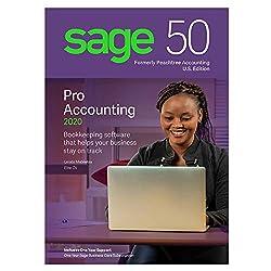 top 10 accounting software Sage Software Sage 50 Pro Accounting 2020 USA