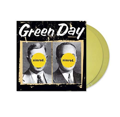 GREEN DAY-NIMROD 20TH ANNIVERSARY - 2 VINILO