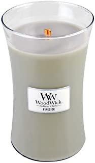 Best fireside woodwick jar candle Reviews