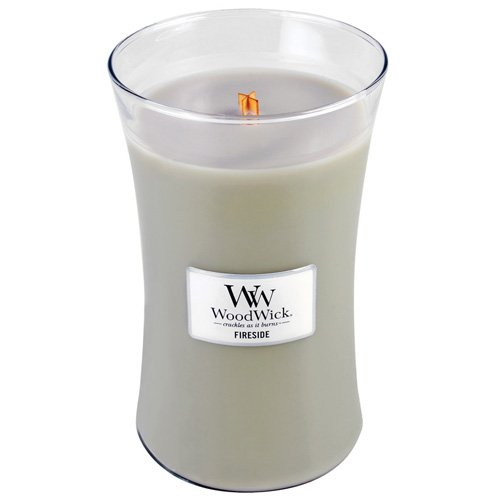 WoodWick Candle Fireside Large Jar