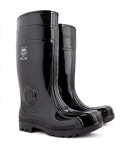 Demar BDMAXXS5 - Calzado de seguridad antiestático, talla 45, color negro