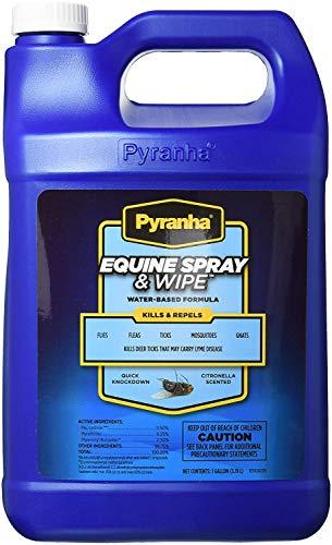 Pyranha Equine Spray & Wipe