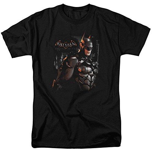 Batman Arkham Knight - Camiseta masculina Batmóvel