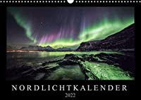 Nordlichtkalender (Wandkalender 2022 DIN A3 quer): Nordlichter, aufgenommen in Nordnorwegen (Monatskalender, 14 Seiten )