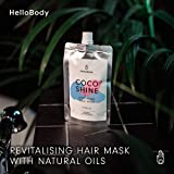 Zoom IMG-2 hellobody coco shine maschera per