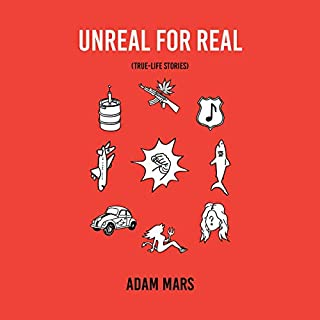 Unreal for Real audiobook cover art