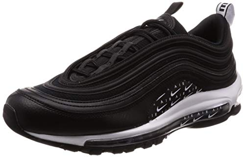 Nike W Air Max 97 LX, Scarpe da Fitness Donna, Nero Black/White 001, 39 EU