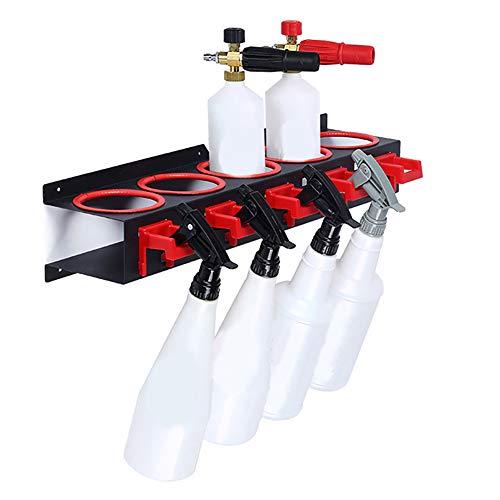 Spray Bottle Storage Rack Abrasive …