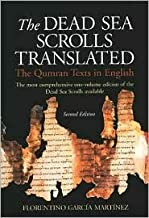 Dead Sea Scrolls Translated 2nd (second) edition Text Only