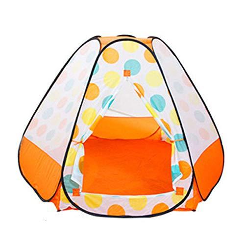 ZFLL outdoor tent Leuke Kids Tent Kinderen Tenten Buiten Opvouwbaar Pop Up Tabernakel Speelhuis Voor Peuter Camping Met Picknick