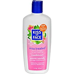low poo conditioner ~ kiss my face