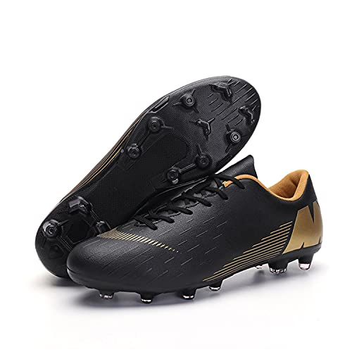 MCZFNF Fußballschuhe Herren Cleats Outdoor Athletics Professionelle Trainingsschuhe Fußball Stiefel Fussballschuhe Outdoor Sport Football Schuhe