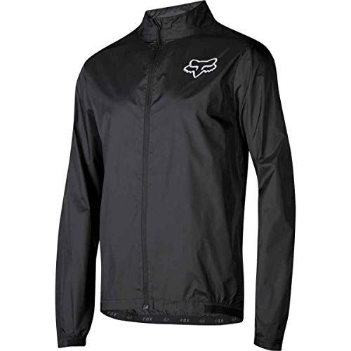 Fox Jacket Attack Wind Black S