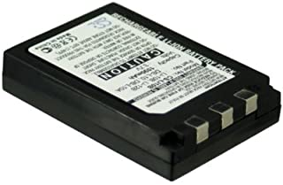 Battery Replacement for Olympus Camedia C-765 Ultra Zoom Camedia C-770 Ultra Zoom Camedia D-590 Zoom Camedia X-1 Camedia X-2 Camedia X-3 Camedia X-500 Digital u500