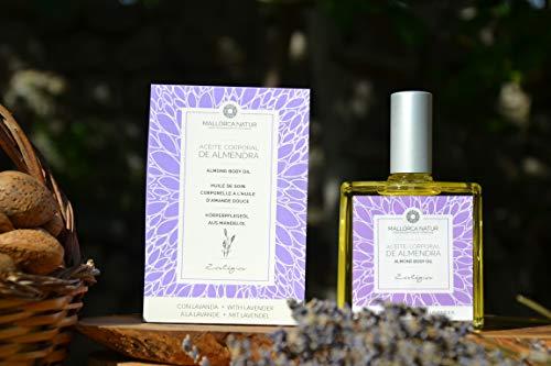 Bio-Körperpflegeöl - Mandel & Lavendel aus Mallorca