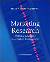 Best marketing research within a changing information environment Reviews
