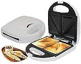 ykw Máquina automática para Hacer Pan, electrodomésticos, máquina de Hacer sándwiches Triangulares para el hogar, tostadora, Parrilla Diurna y Nocturna, máquina de Desayuno portátil