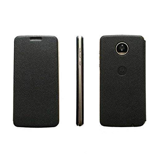 Funda con tapa para Motorola Moto Z: Marstak con función de encendido inteligente, con ranura para…