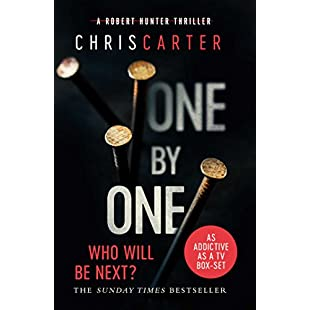 One by One A brilliant serial killer thriller, featuring the unstoppable Robert Hunter (Robert Hunter 5)
