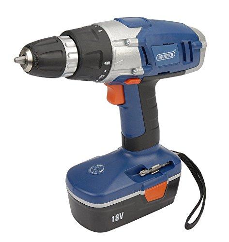 Draper 18v Cordless Hammer Drill 26475