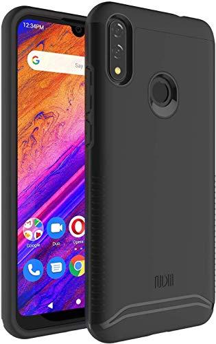 """TUDIA Merge Designed for BLU V9 / BLU G8-6.3"""" Case (Matte Black)"""