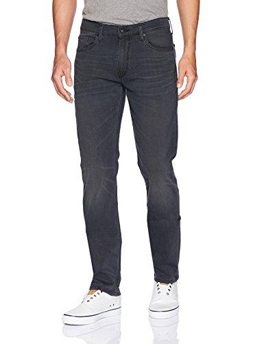 PAIGE Men's Federal Transcend Slim Straight Fit Jean, Sheldon, 36