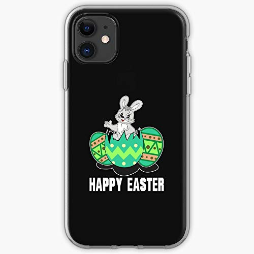 Easter Funny Sweet Cute Bunny Adorable Kids Phone Case For All iPhone, iPhone 11, iPhone XR, iPhone 7 Plus/8 Plus, Huawei, Samsung Galaxy Phone Case For All iPhone, iPhone 11, iPhone 12, iPh