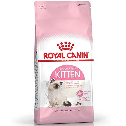 Royal Canin - Kitten 36 / Chaton 4 à 12 Mois - Sac de 10 Kg