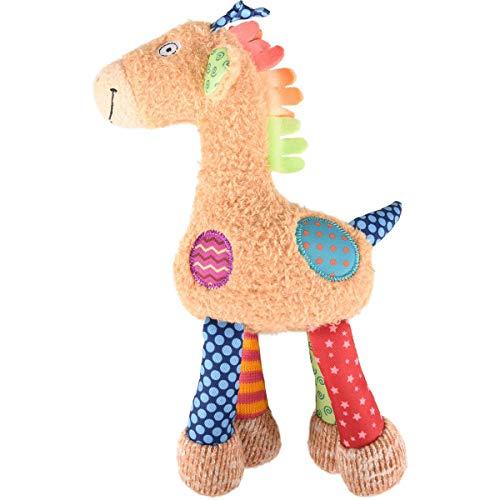 Hondenspeelgoed knuffel Giraf