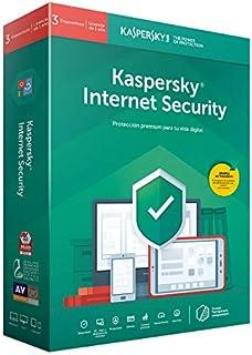 Kaspersky Lab KIS_2019_3DEV_1Y_Mini_BS_NOCD_ES