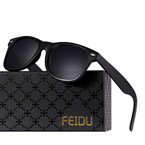 Gafas de sol polarizadas para hombre, estilo retro, polarizadas, para hombre FD2149