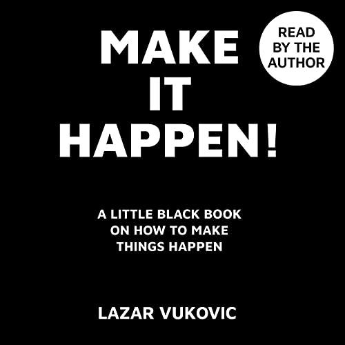 Make It Happen! cover art