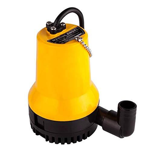 LYFEI 24V 4500L / H Miniatura desagüe de la Bomba de Limpieza del Agua Sucia Piscina Estanque de la Bomba de Agua eléctrica Sumergible Fácil De Instalar
