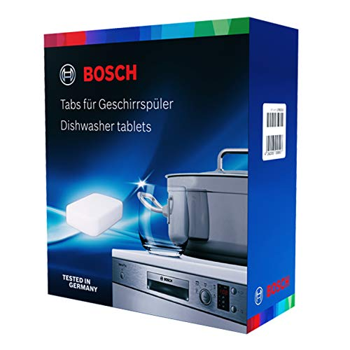 Bosch Tablet for Dishwasher - 20 g (Pack of 35)