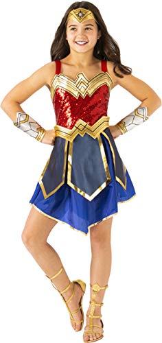 Girl's DC Comics WW84 Deluxe Wonder Woman Costume