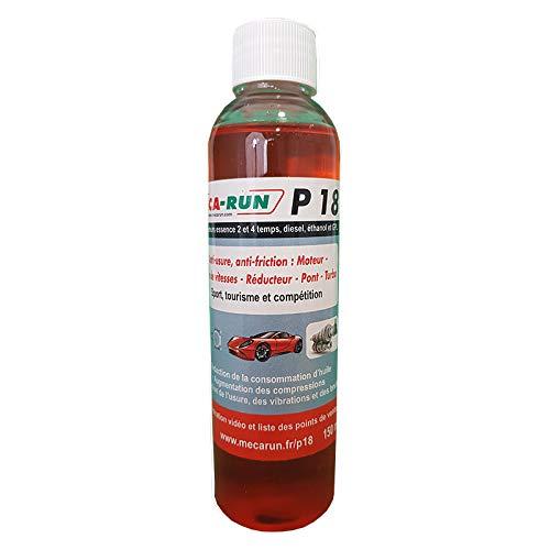 MECA-RUN P18150 Additif pour Huile Moteur-P18 150 ML Flacon Pet