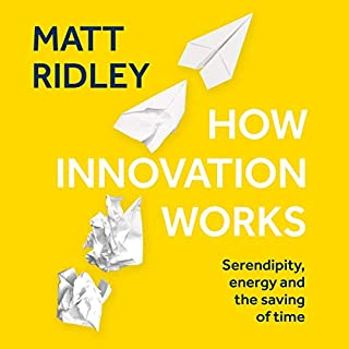 How Innovation Works cover art