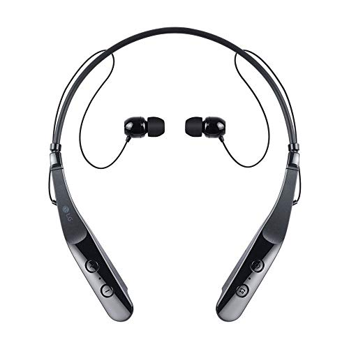 LG Tone Plus Bluetooth Wireless Stereo Headset Black HBS-510