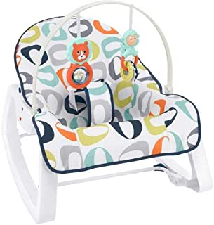 Baby Bouncer Chair and Rockers Babys Cradle, Recliner Soothing vibrating function