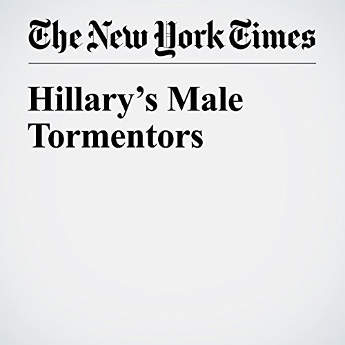 Hillary's Male Tormentors cover art
