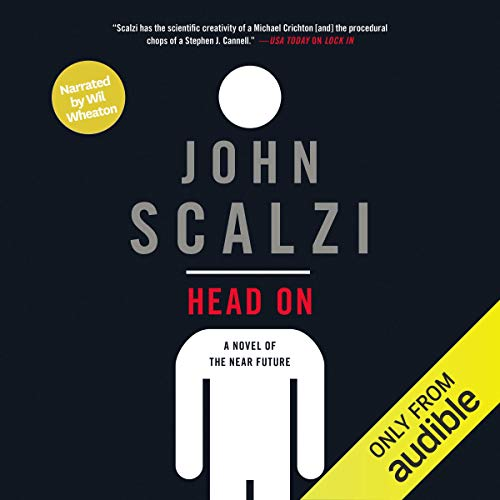 Cover of Head On audiobook