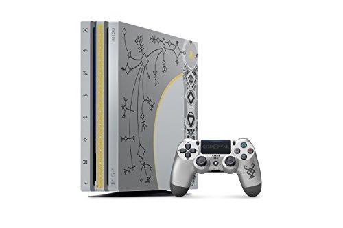 PlayStation 4 Pro - 1TB - Ensemble God of War en Édition Limitée - 0
