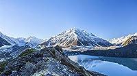 HDJSCTWCIジグソーパズル1000ピース-ジオパーク氷河