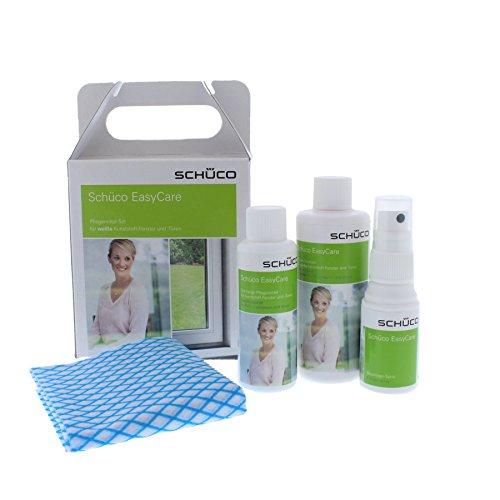 Schüco EasyCare Fensterreiniger Set für weiße Kunststoffenster und Türen 29885100 2