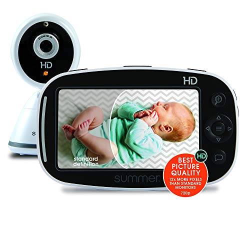 Summer Infant Day & Night Handheld Color Video Monitor